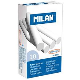 Мел белый 10 штук MILAN