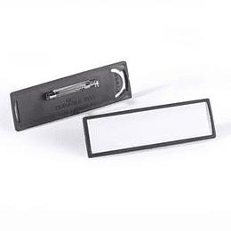 Personas kartes turētājs 17x67mm, ar kniepadatu DURABLE
