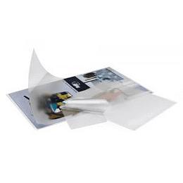 Laminēšanas kabatas IBM card, 59x83mm/125mic, 100gab.