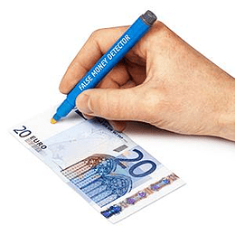 Detektors naudai pildspalva SAFESCAN 30