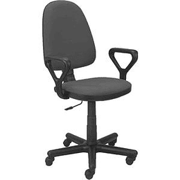 Офисное кресло NOWY STYL Prestige C-38 серое