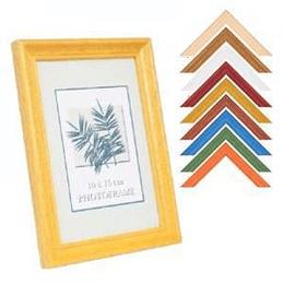 Fotorāmis 10x15cm koka, krēma krāsa
