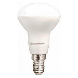 Spuldze LED 8W E14 (60W) 3K silti balta Esperanza