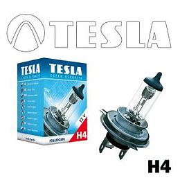 Auto spuldze H4 12V 60/55W P43t halogēna TESLA