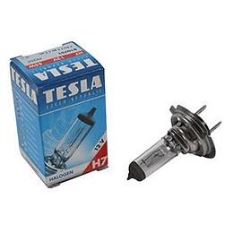 Auto spuldze H7 12V 55W PX26d halogēna TESLA