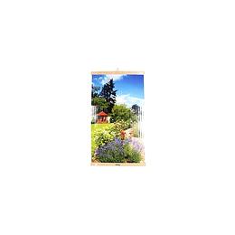 Infrasarkanais sienas sildītājs''Dārzs''