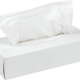 Kosmētiskās salvetes TORK 2slāņi/100salvetes