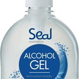 Mitrinošs antibakteriāls roku kopšanas līdzeklis ALCOHOL GEL, 300 ml
