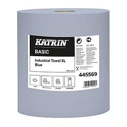 Industriālais papīrs Basic XL Blue, 360m, 1slānis, Katrin