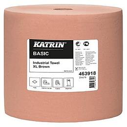 Industriālais papīrs Basic XL Brown 1000m, 1 slānis, Katrin