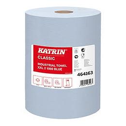 Industriālais papīrs Classic XXL Blue 380m, 2 slāni, Katrin