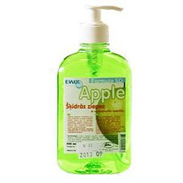 Šķidrās ziepes SD Apple 500ml ar antibakter. iedarbību, EWOL