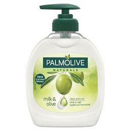Šķidrās ziepes PALMOLIVE milk & olive 300ml