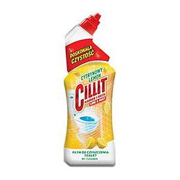 CILLIT WC Lemon 750ml tualetes tīrīšanas līdzeklis