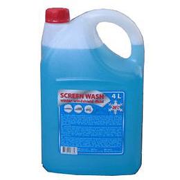 Vējstiklu mazgāšanas šķidrums, 4 litri, -20C