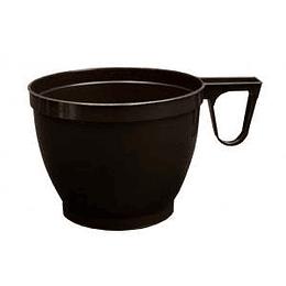 Krūzes kafijas 0.2 brūnas PS/50gab.