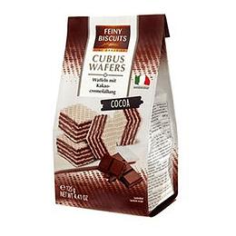 Vafeles ar šokolādi 125g