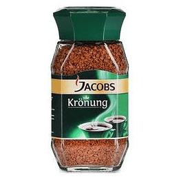 Kafija šķīstošā JACOBS Kronung, 100g