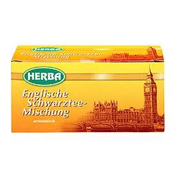 Melna tēja Herba 20x1.5gr Vacija