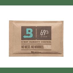 Boveda - Saqueta de controlo de humidade 69% de 60gr