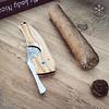 LE PETIT - Cortador de charutos Olive Wood CUBA