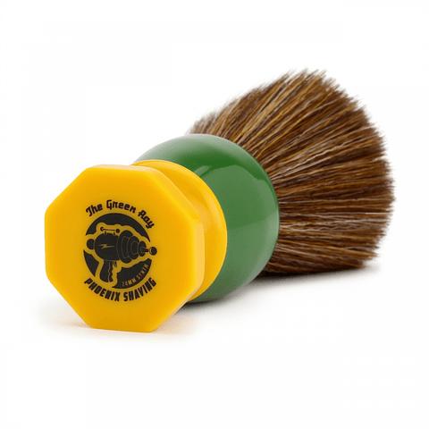 Pincel para Barba The Green Ray 24mm