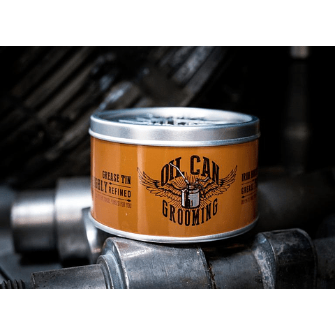 Oil Can Grooming - Grease Pomade 100ml
