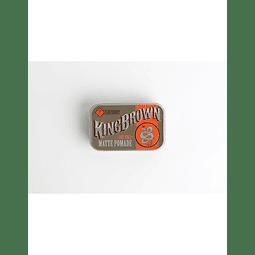 King Brown - Matte Pomade 71gr