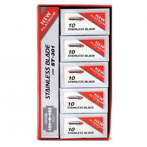 Dorco - Lâminas de Barbear cx. 10 uni.