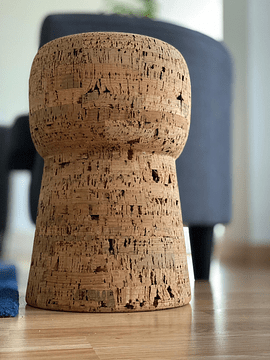 Stool Natural Cork Champagne Cork