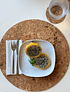 Round Natural Marble Individuale (6 uni)