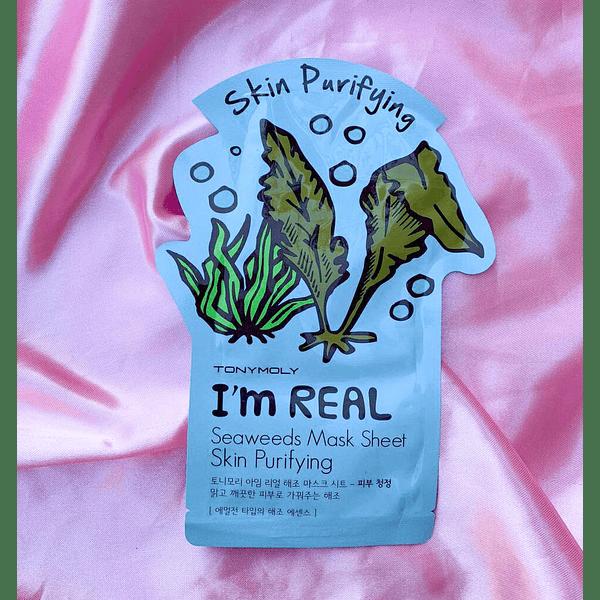 Seaweeds Purifying