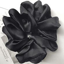 Black Scrunchie XL