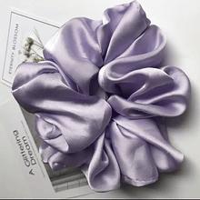 Purple Scrunchie XL