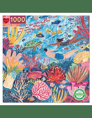 Puzzle Coral Reef 1.000 piezas