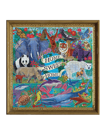 Puzzle Planet Earth 1.000 piezas