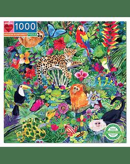 Puzzle Amazon Rainforest 1.000 piezas