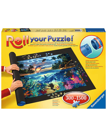 Mat para armar y transportar Puzzles Ravensburger