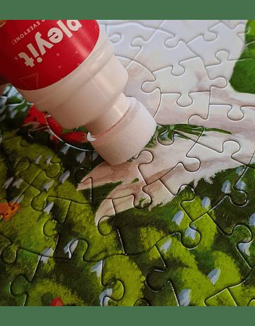 Pegamento para conservar puzzles Pleyit