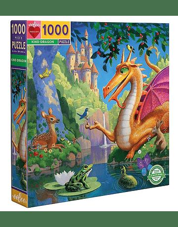Puzzle Kind Dragon 1.000 piezas