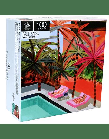Puzzle Bali Babes 1.000 piezas