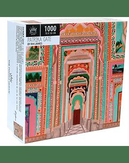 Puzzle Patrika Gate 1.000 piezas