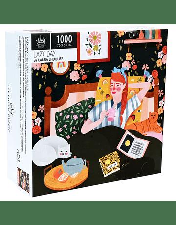 Puzzle Lazy Day 1.000 piezas