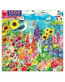 Puzzle Seagull Garden 1.000 piezas