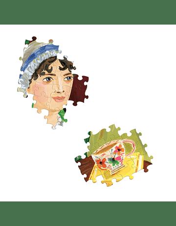 Puzzle Jane Austen´s Book Club 1.000 piezas