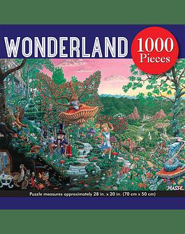 Puzzle Alice in Wonderland 1.000 piezas