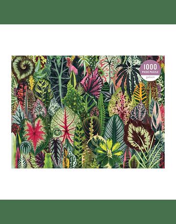 Puzzle Houseplant Jungle 1.000 piezas