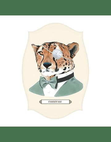 Memory Game 10 pares Animal Portraits
