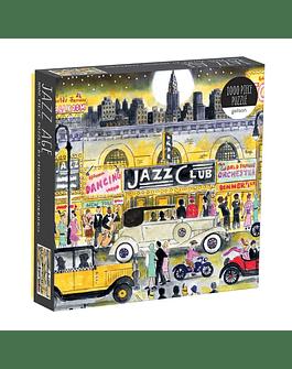 Puzzle Jazz Age by Michael Storrings 1.000 piezas