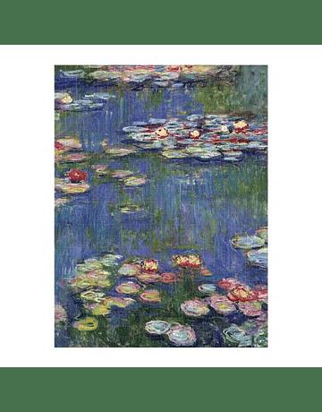 Puzzle doble Monet 500 piezas